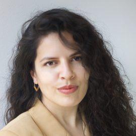 Esmé Bosma: Promovenda Universiteit van Amsterdam